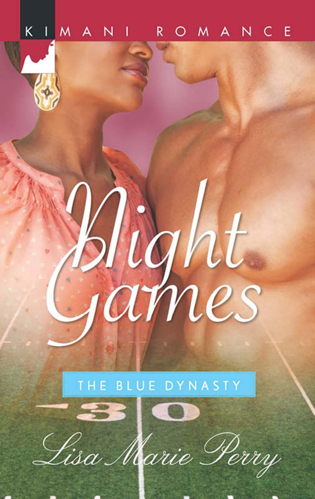 Night Games (Mills & Boon Kimani) (The Blue Dynasty, Book 1)