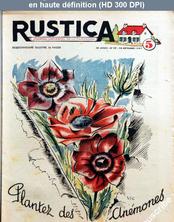 RUSTICA numéro 39 du 28 septembre 1947