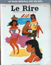 LE RIRE  numéro 46 du 01 juillet 1955