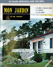 MON JARDIN ET MA MAISON numéro 16 du 01 septembre 1959