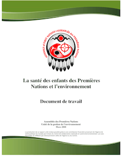 The Health of First Nations Children
