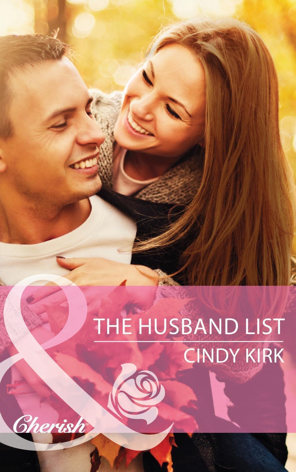 The Husband List (Mills & Boon Cherish)