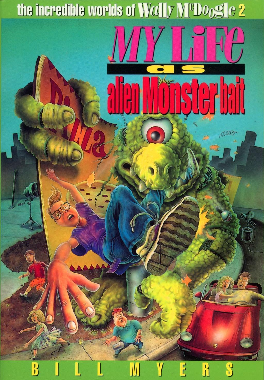 My Life as Alien Monster Bait