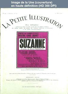 LA PETITE ILLUSTRATION THEATRE  numéro 424 du 23 mars 1929