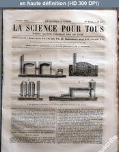 LA SCIENCE POUR TOUS  numéro 45 du 05 octobre 1865