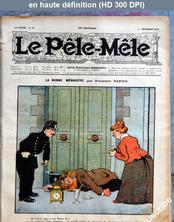 LE PELE MELE  numéro 48 du 01 décembre 1907