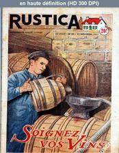 RUSTICA numéro 45 du 11 novembre 1951