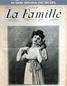 LA FAMILLE  numéro 1411 du 21 octobre 1906