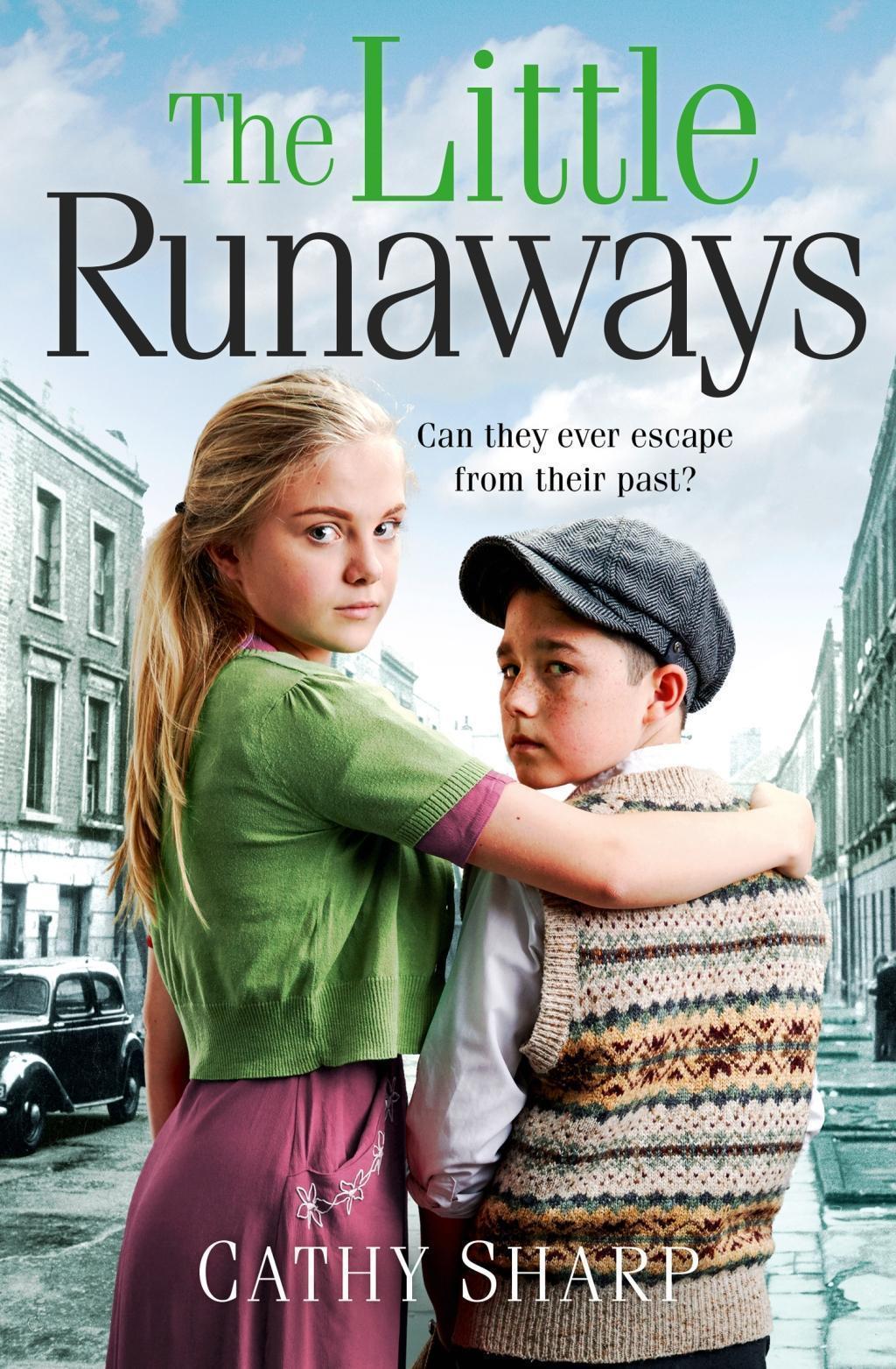 The Little Runaways (Halfpenny Orphans, Book 2)