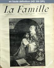 LA FAMILLE  numéro 1368 du 24 décembre 1905