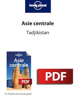 Asie centrale 4 - Tadjikistan