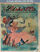 LISETTE numéro 1 du 04 janvier 1948