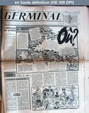 GERMINAL numéro 6 du 02 juin 1944
