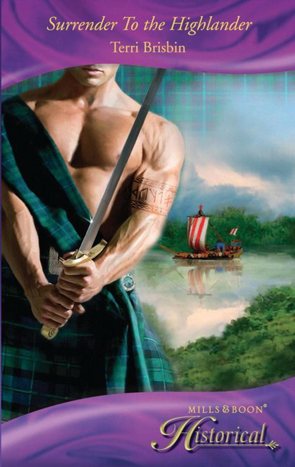 Surrender To the Highlander (Mills & Boon Historical)