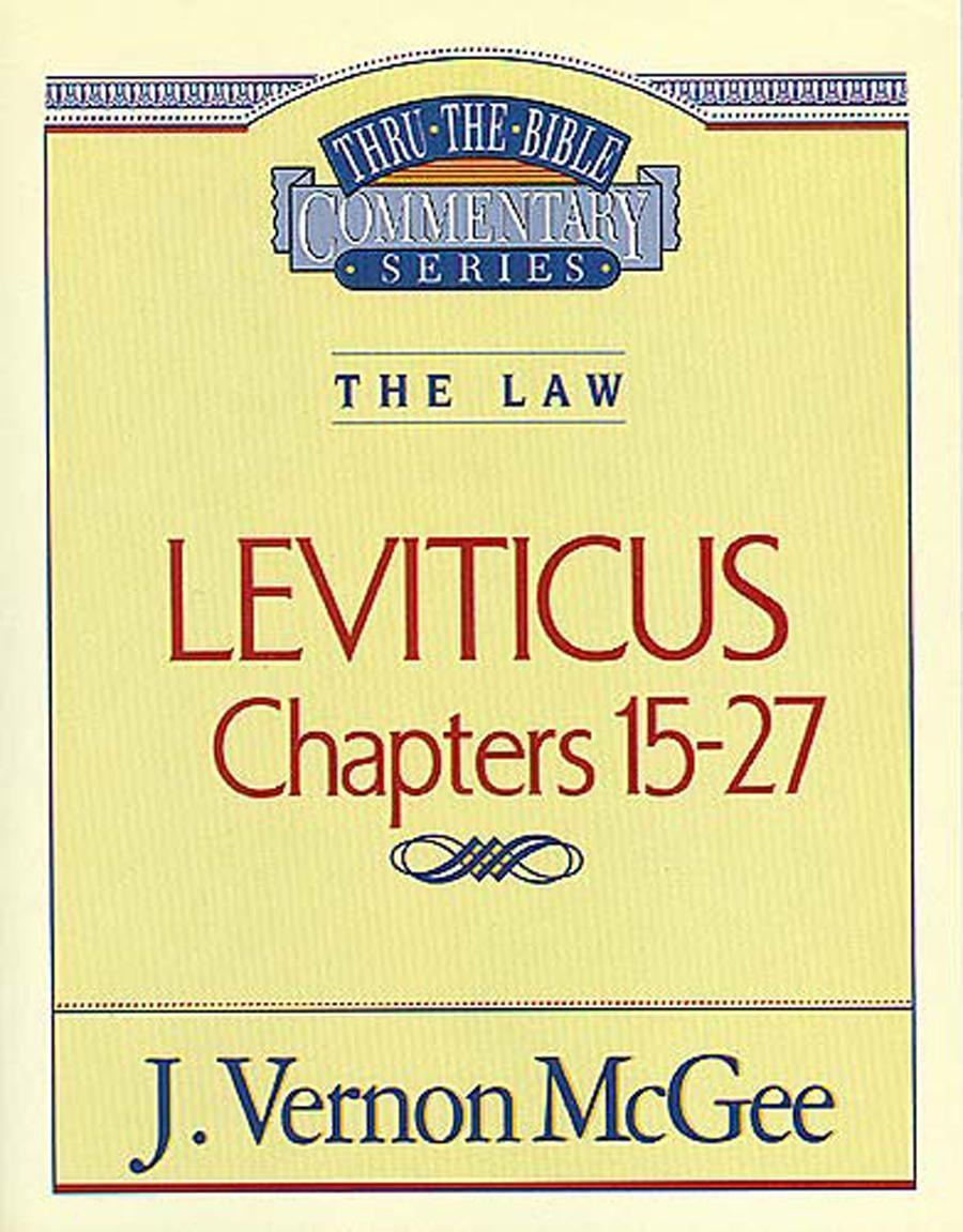 Leviticus II