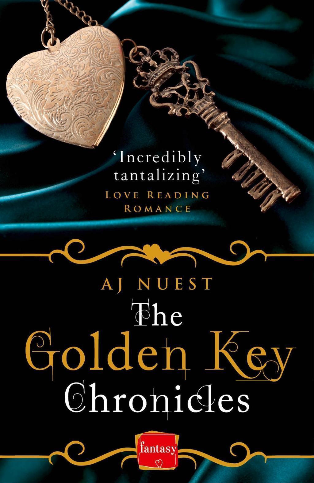The Golden Key Chronicles: HarperImpulse Fantasy Romance