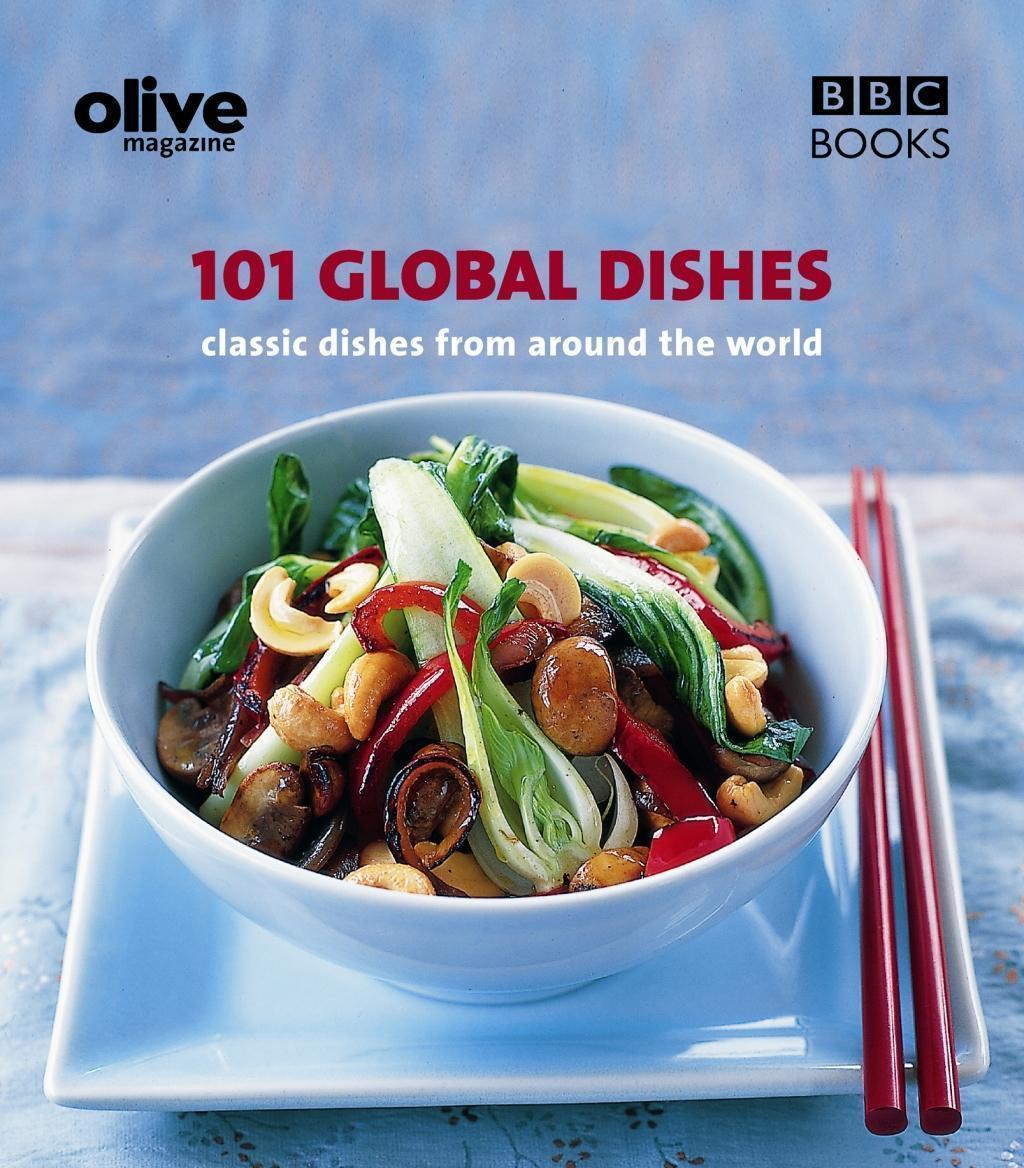 Olive: 101 Global Dishes
