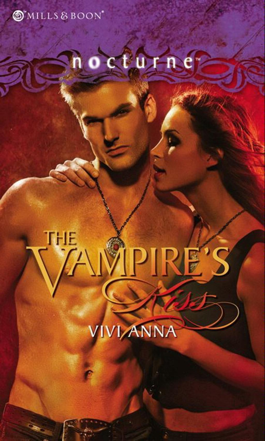 The Vampire's Kiss (Mills & Boon Nocturne)
