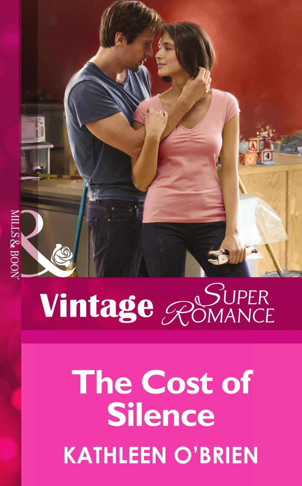 The Cost of Silence (Mills & Boon Vintage Superromance) (Hometown U.S.A., Book 26)