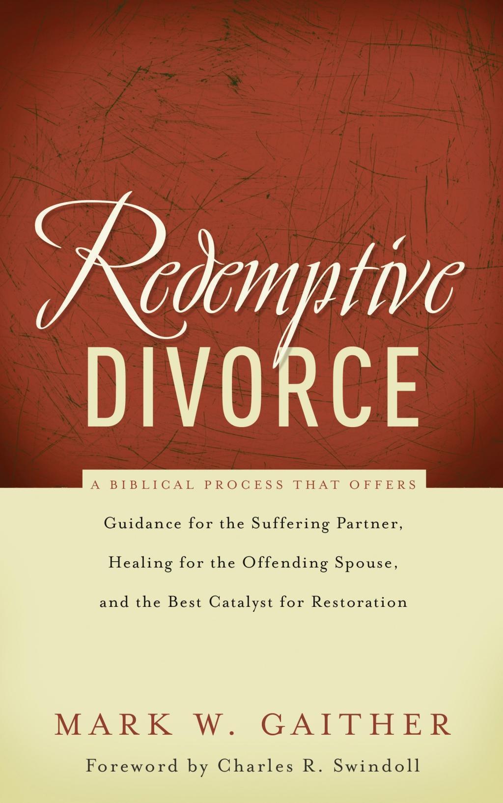 Redemptive Divorce