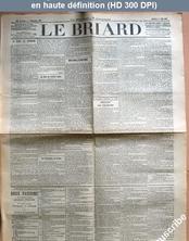 LE BRIARD  numéro 57 du 08 août 1905