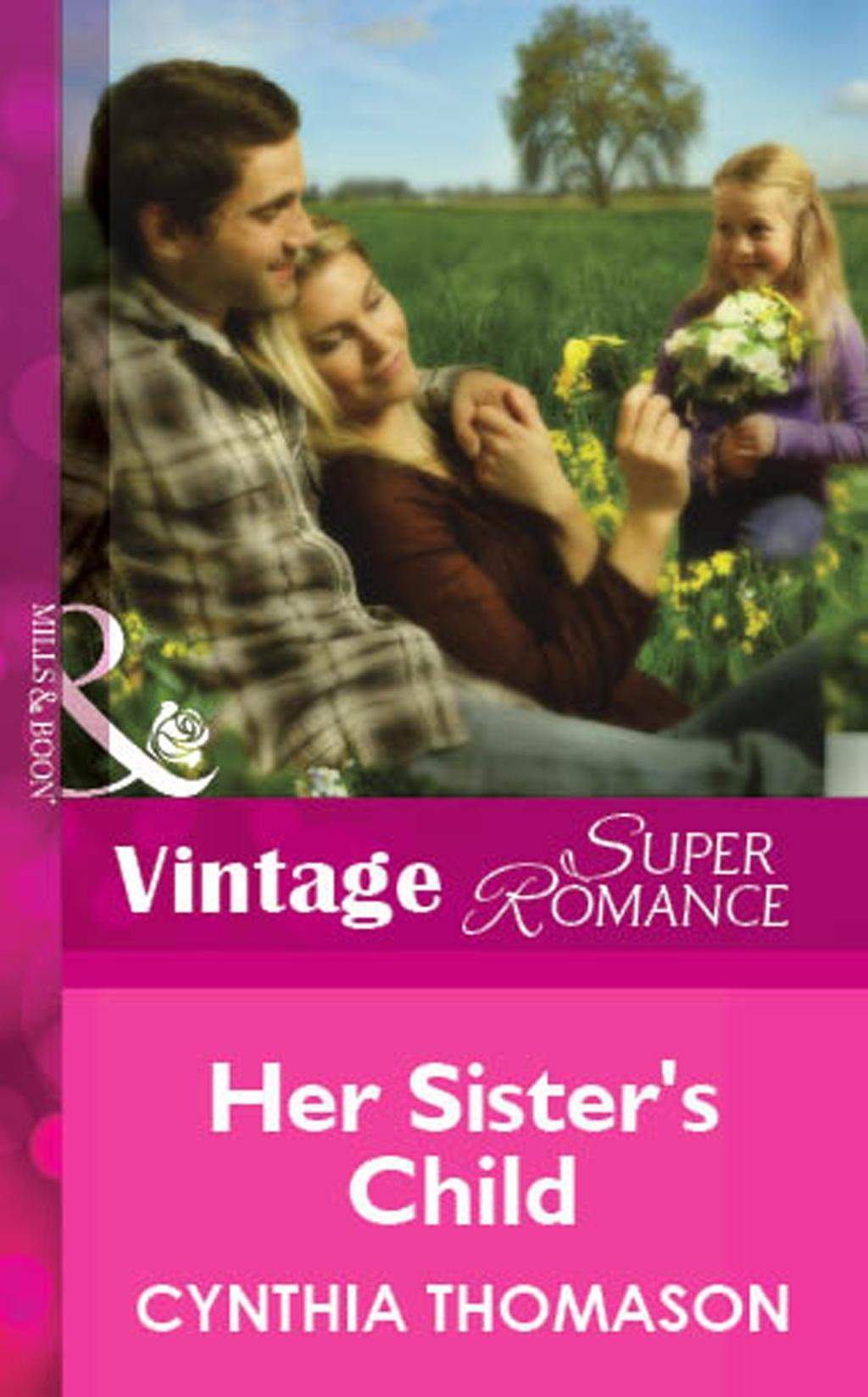 Her Sister's Child (Mills & Boon Vintage Superromance)