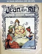 JEAN QUI RIT numéro 56 du 09 mars 1902