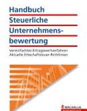 Handbuch Steuerliche Unternehmensbewertung