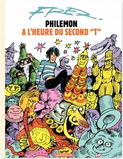 Philémon - Tome 8 - Philémon à l'heure du second T