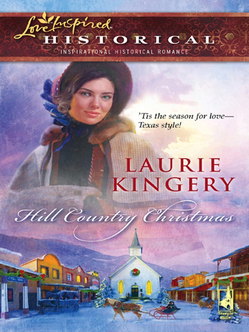 Hill Country Christmas (Mills & Boon Historical)