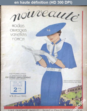 NOUVEAUTE numéro 1 du 21 avril 1935