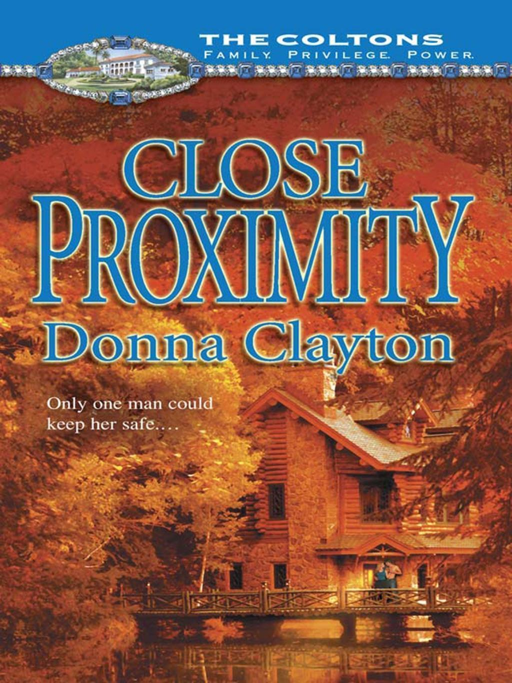 Close Proximity (Mills & Boon M&B)