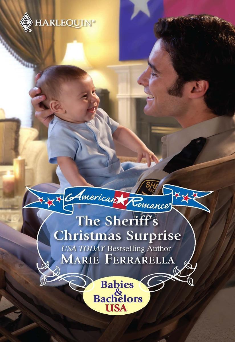The Sheriff's Christmas Surprise (Mills & Boon Love Inspired) (Forever, Texas, Book 1)