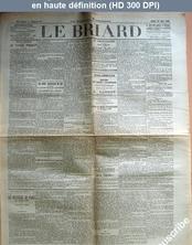 LE BRIARD  numéro 22 du 21 mars 1908