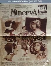 MINERVA numéro 245 du 20 avril 1930