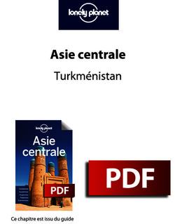 Asie centrale 4 - Turkménistan