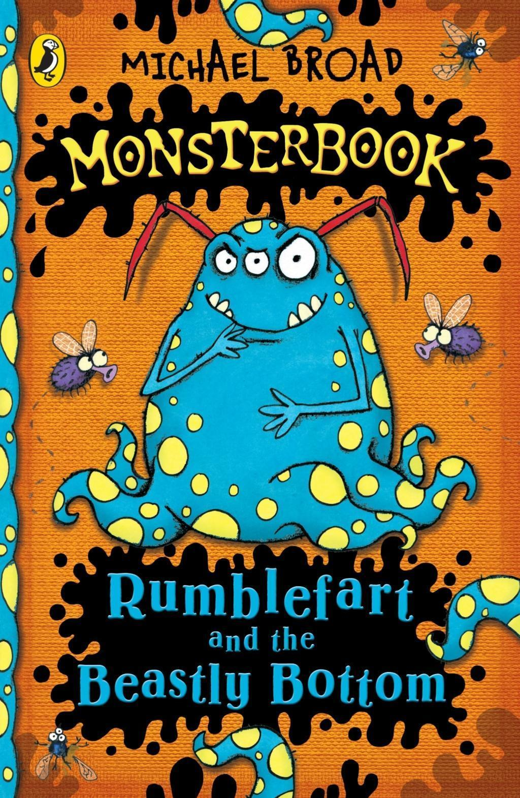 Monsterbook: Rumblefart and the Beastly Bottom