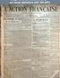 L' ACTION FRANCAISE  numéro 1 du 01 janvier 1916