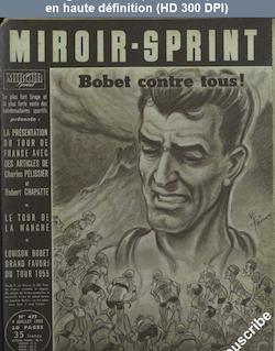 MIROIR SPRINT numéro 473 du 04 juillet 1955