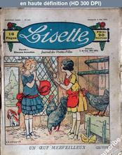 LISETTE numéro 147 du 04 mai 1924