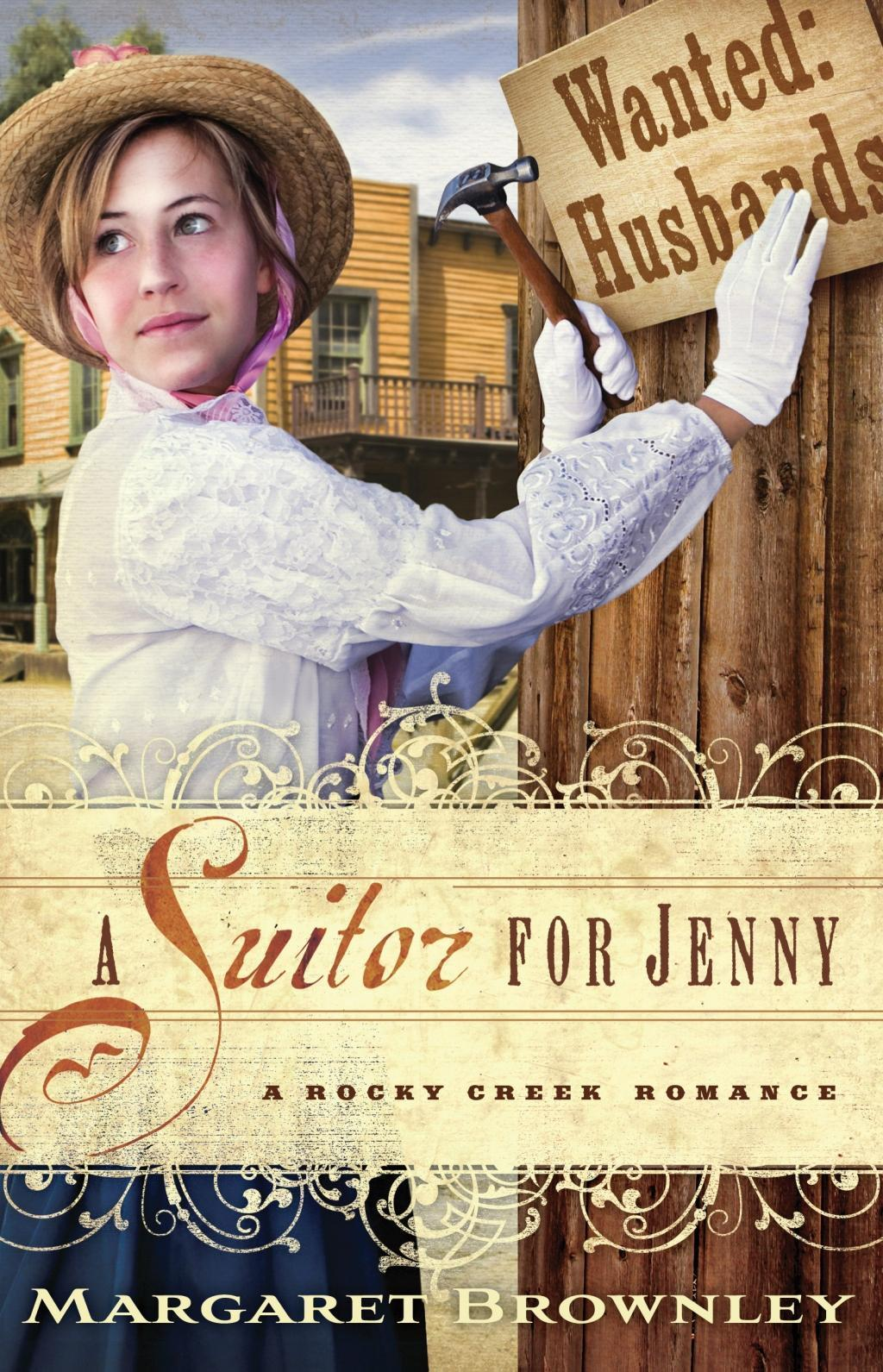 A Suitor for Jenny