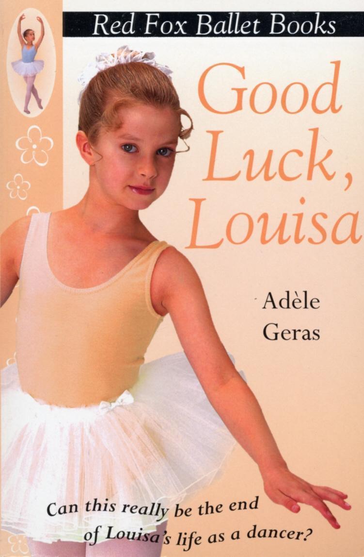 Good Luck, Louisa!