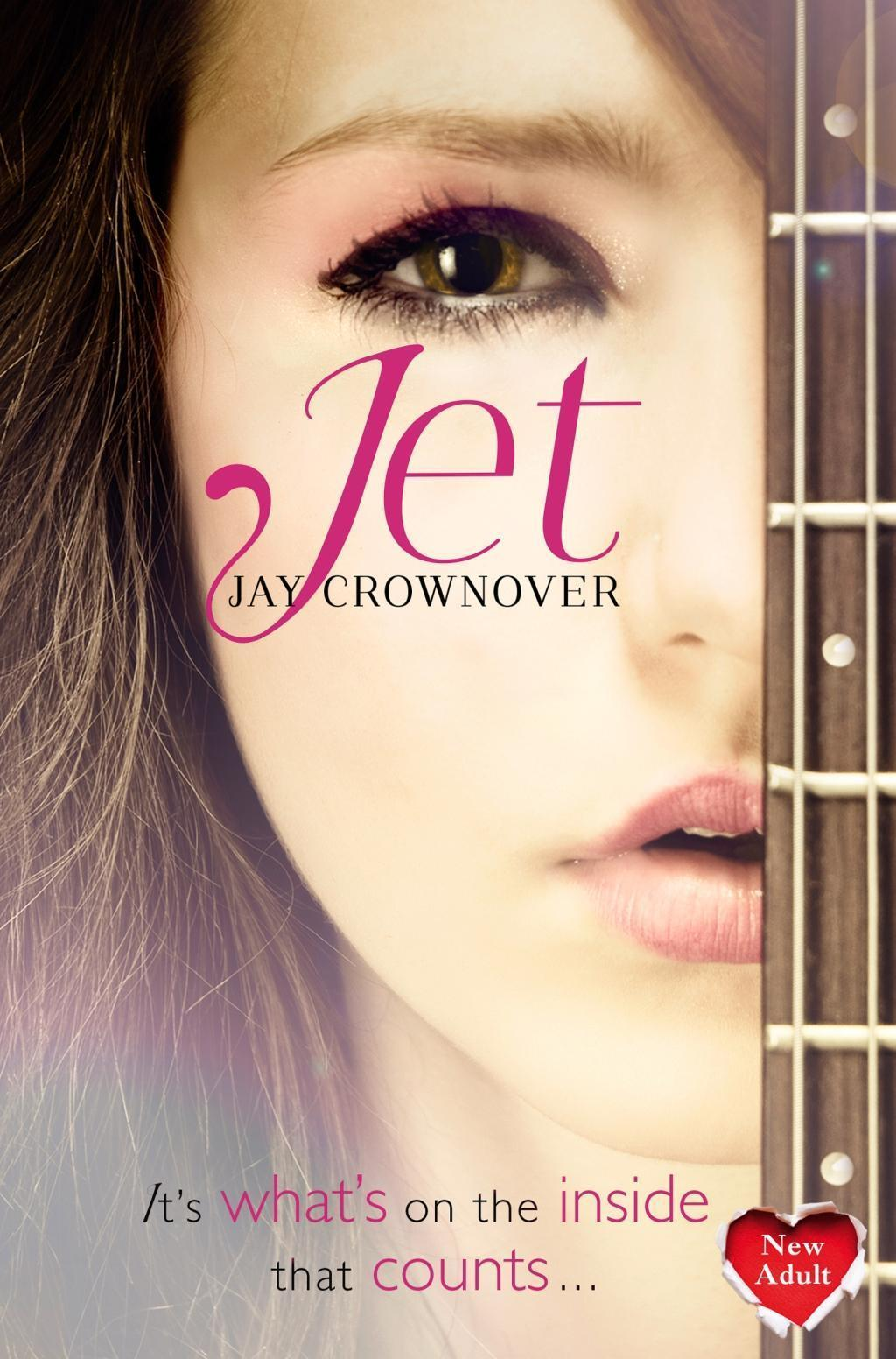 Jet (The Marked Men, Book 2)