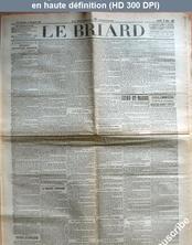 LE BRIARD  numéro 22 du 21 mars 1903