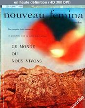 NOUVEAU FEMINA du 01 octobre 1955