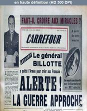 CARREFOUR numéro 283 du 14 février 1950