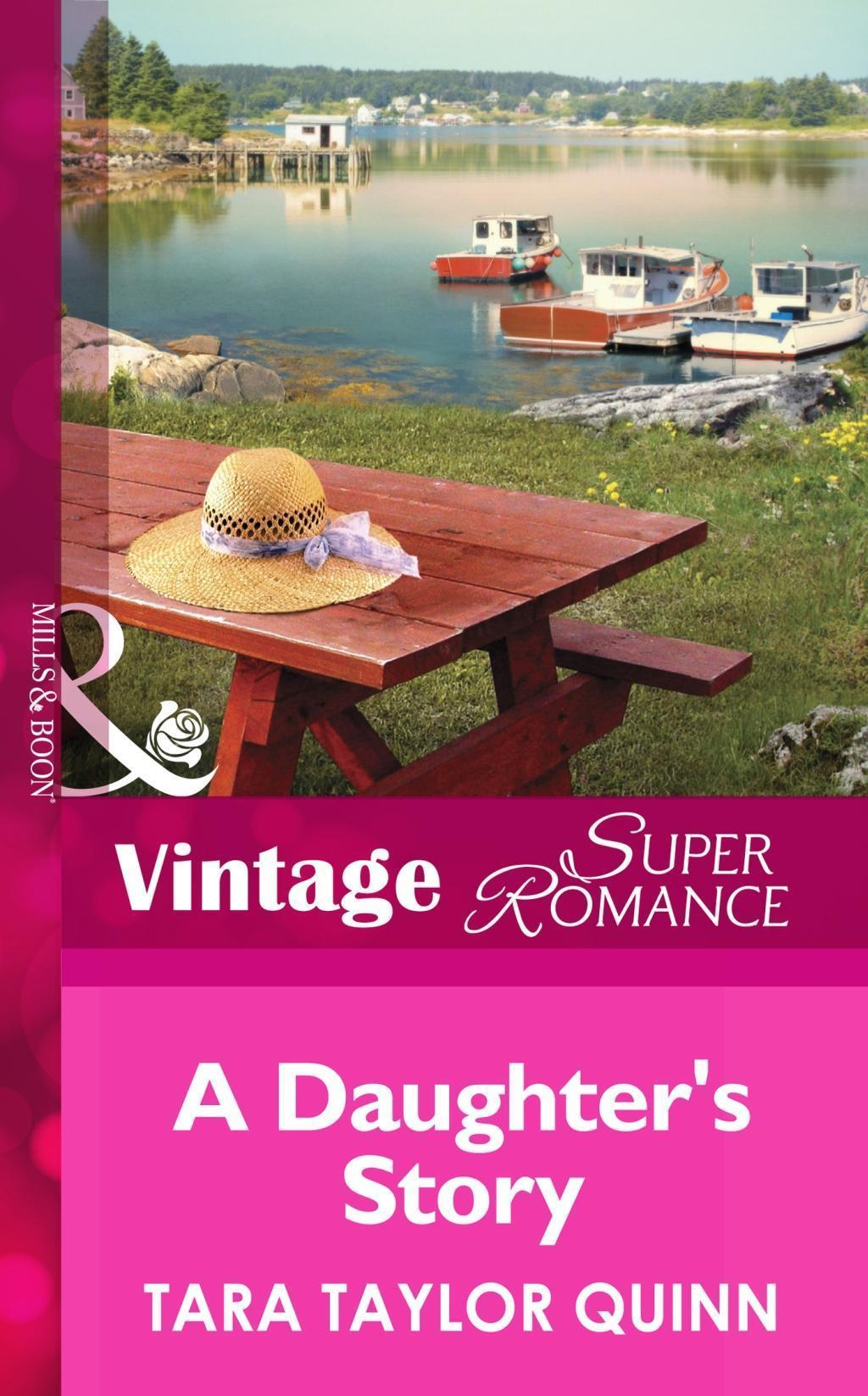 A Daughter's Story (Mills & Boon Vintage Superromance) (It Happened in Comfort Cove, Book 2)