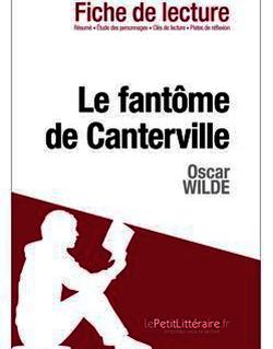Le fantôme de Canterville d'Oscar Wilde - Fiche de lecture