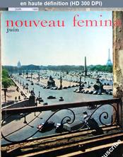 NOUVEAU FEMINA du 01 juin 1955