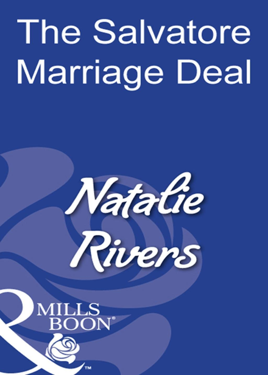 The Salvatore Marriage Deal (Mills & Boon Modern)